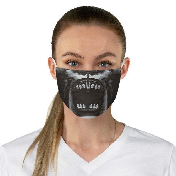Creation Abomination - Demon Face Mask