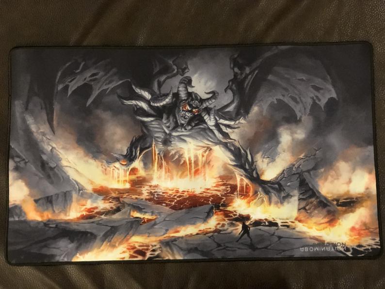 prophesy game mat