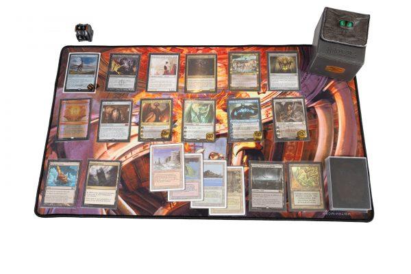magic the gathering game mat